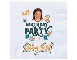 #43 para Design a Logo for 40th Birthday Party - 70s Theme por SHILPIsign