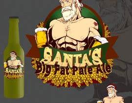 Nro 17 kilpailuun Santa's Big Fat Pale Ale käyttäjältä Ayakart