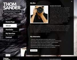#1 para Build web site for photogrpaher por innovativatetech