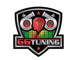 #58 for Rebuild/Redesign this logo! GG Tuning by unumgrafix