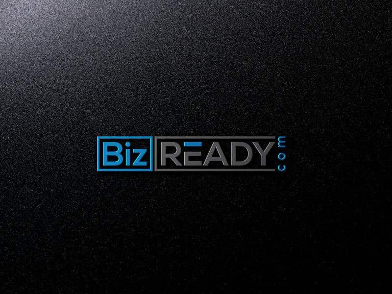 Конкурсная заявка №87 для Design a graphic LOGO for: BizREADY.com