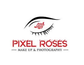 #1565 for Logo design - pixelroses.com by mayurbarasara