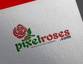 #1571 for Logo design - pixelroses.com by Toy05