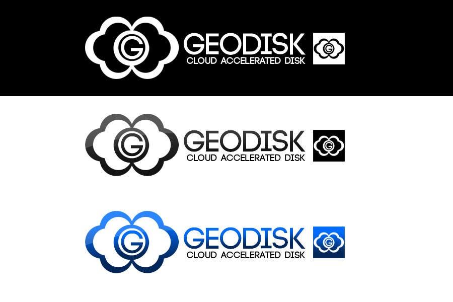 Proposition n°109 du concours Logo Design for GeoDisk.org