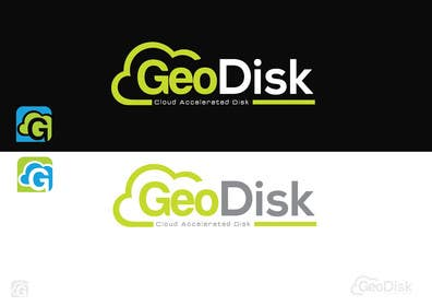 #153 for Logo Design for GeoDisk.org by paxslg