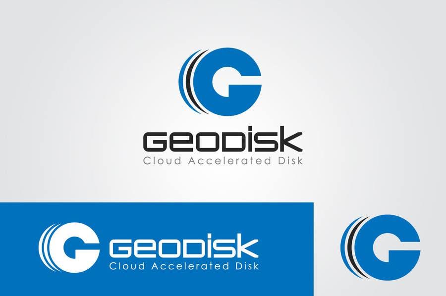 Proposition n°196 du concours Logo Design for GeoDisk.org