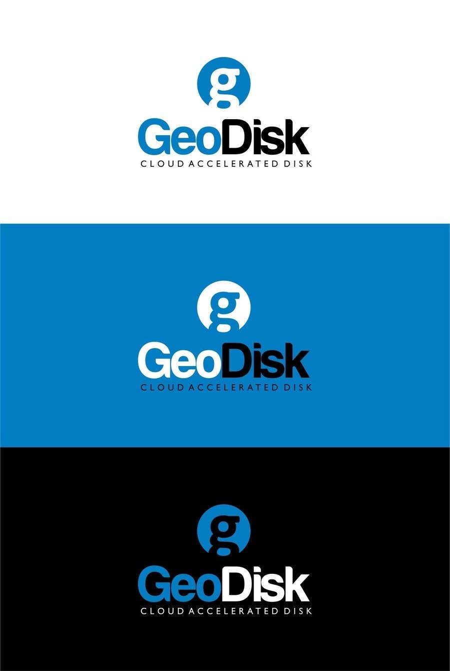Proposition n°110 du concours Logo Design for GeoDisk.org