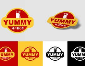 #3 for Logo Identity for mini-trucks Food Station by Attebasile
