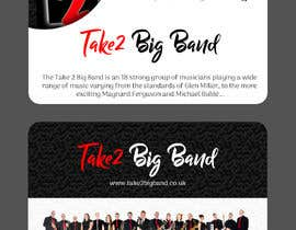 #23 для Design a business card for a Big Band від Joyrel