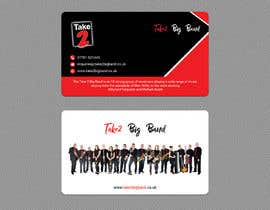 #136 для Design a business card for a Big Band від zahidulrabby
