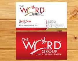 #210 , Re-design Business cards 来自 nuralom22200