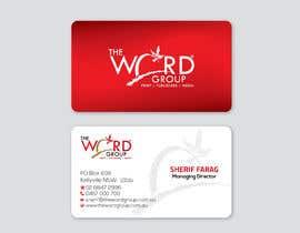 #229 , Re-design Business cards 来自 creatideasbd