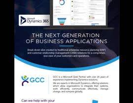 """nº 43 pour Advert for eBook (""""Microsoft Dynamics 365 For Dummies"""") par felixdidiw"""
