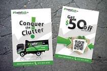 Graphic Design Konkurrenceindlæg #6 for Flyer Design for Junk remval company