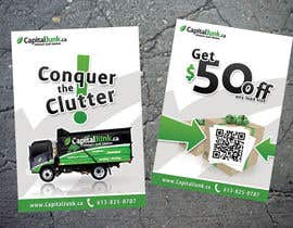 #6 for Flyer Design for Junk remval company by divinepixels