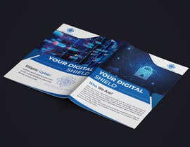 nº 43 pour Make a brochure for my cyber security company par nayangazi987