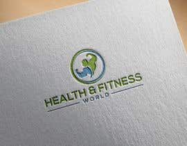 #160 for create a LOGO health & fitness world by kazisydulislambd