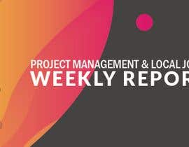#109 untuk Project report banner oleh htmlsafayet