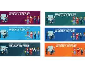 #158 untuk Project report banner oleh htmlsafayet