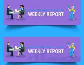 #50 untuk Project report banner oleh MuhammadGfx