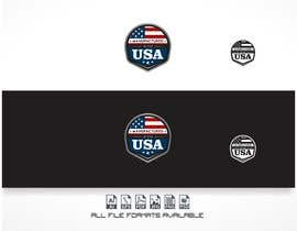 "#2 for Logo ""Manufactured in the USA"" by alejandrorosario"