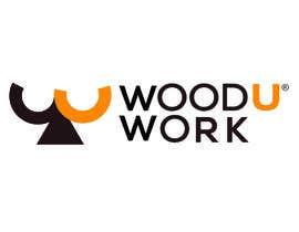 #14 cho Logo design Wooduwork bởi CreativeDesignH9
