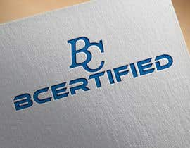#13 for logo for bCertified by sk2918550