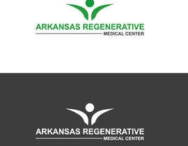 #32 untuk Arkansas Regenerative Medical Center Logo oleh alomkhan21