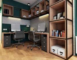#35 για 3D Interior design for an office από aldino81