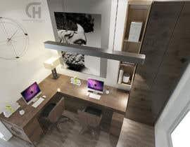 #37 για 3D Interior design for an office από HadjerCher