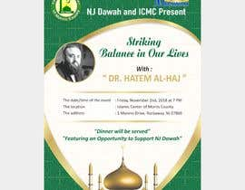 #4 for Design an Islamic Themed Flyer by aangramli