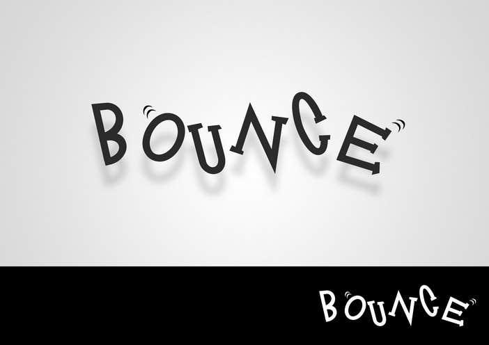 Penyertaan Peraduan #                                        125                                      untuk                                         Logo Design for Bounce