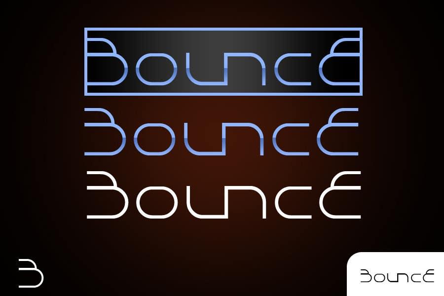 Penyertaan Peraduan #                                        422                                      untuk                                         Logo Design for Bounce