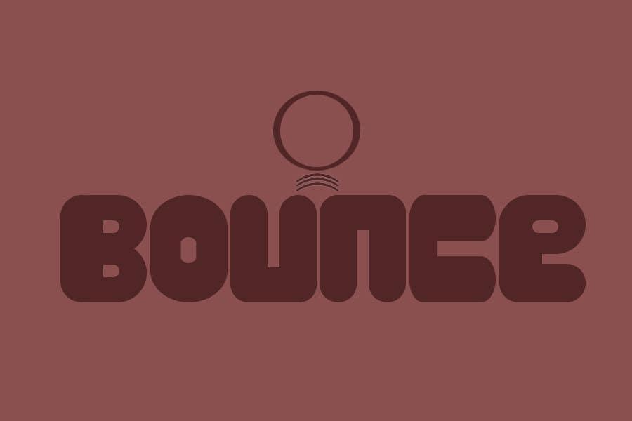 Penyertaan Peraduan #                                        378                                      untuk                                         Logo Design for Bounce