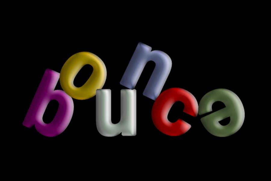 Penyertaan Peraduan #                                        744                                      untuk                                         Logo Design for Bounce