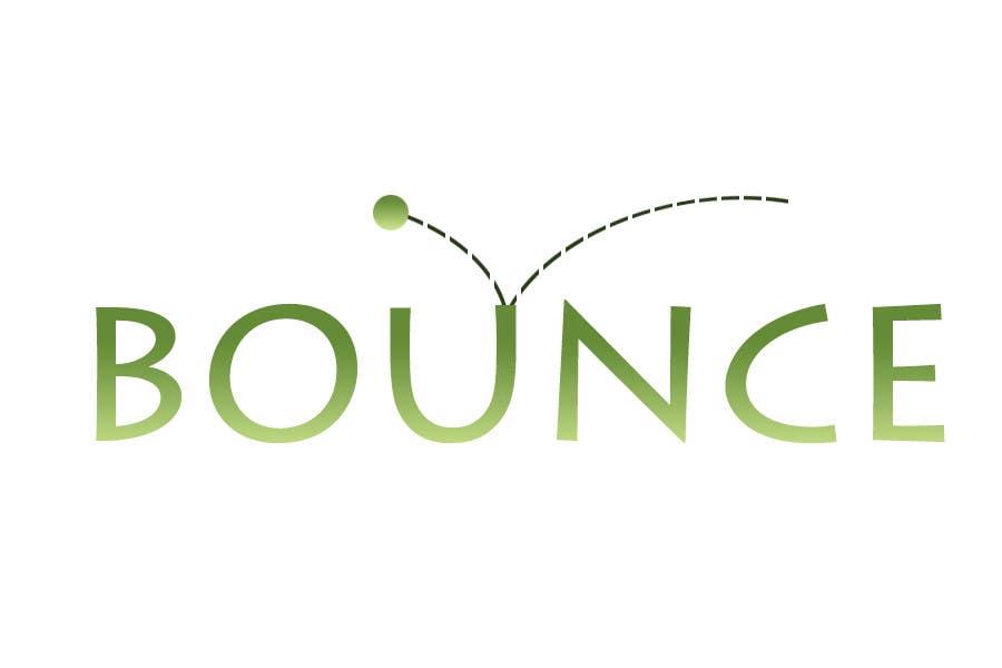 Penyertaan Peraduan #                                        733                                      untuk                                         Logo Design for Bounce
