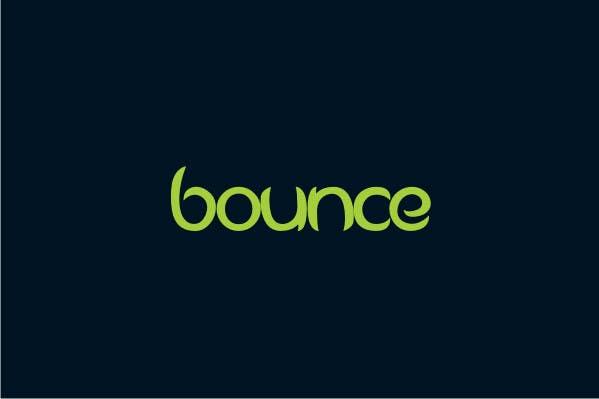 Penyertaan Peraduan #                                        364                                      untuk                                         Logo Design for Bounce