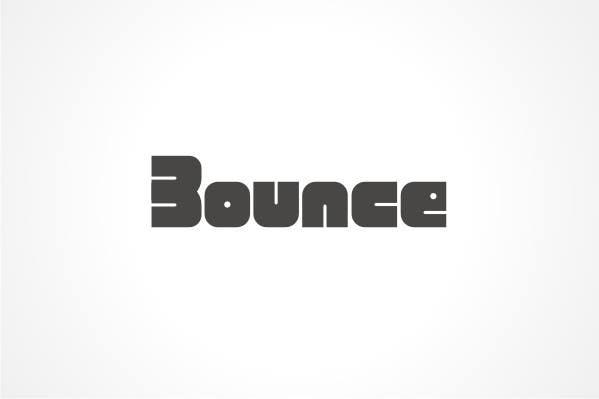 Penyertaan Peraduan #                                        425                                      untuk                                         Logo Design for Bounce