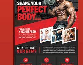 #52 , Design a poster for fitness business 来自 SajeebRohani