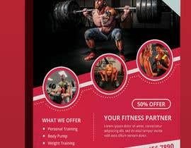 #60 , Design a poster for fitness business 来自 SajeebRohani