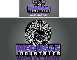 #15 for Recreate logo as vector - Medusa Industries by Shakil1010