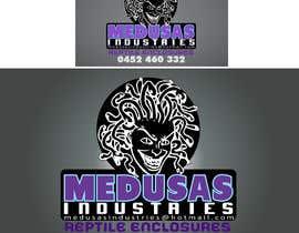 #15 for Recreate logo as vector - Medusa Industries af Shakil1010