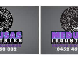 #13 for Recreate logo as vector - Medusa Industries by darbarg