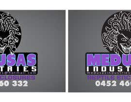 #14 for Recreate logo as vector - Medusa Industries by darbarg