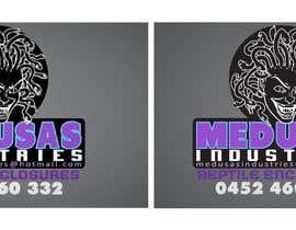 #14 for Recreate logo as vector - Medusa Industries af darbarg