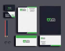 #157 for Design Brand Identity for AXYS Group by subornatinni