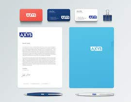 #193 for Design Brand Identity for AXYS Group by Arafat2983