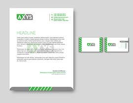 #195 for Design Brand Identity for AXYS Group by ferhanazakia