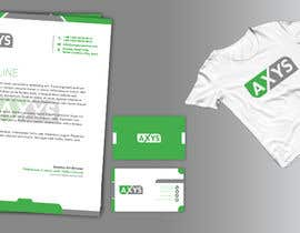 #196 for Design Brand Identity for AXYS Group by ferhanazakia