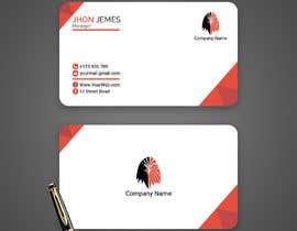 #223 สำหรับ Design business card. โดย SabbirhossainDo